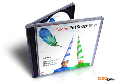 Adobe Pet Shop Boys