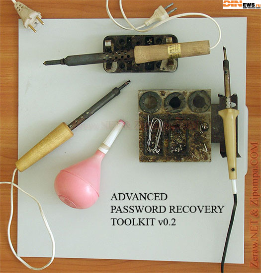 Advanced Password Recovery Toolkit v0.2