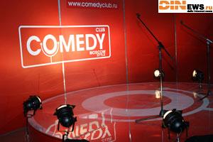Интервью с создателем Comedy Club