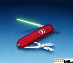 Джедайский швейцарский нож!