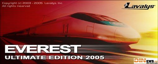 Everest 2.0 - популярная система аудита и диагностики компьютерного оборудования