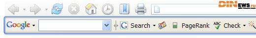 Google Toolbar для Firefox