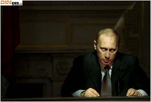 У В.В. Путина сегодня День рождения!