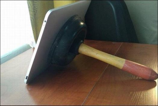 Подставка под iPad (олдскул)