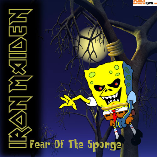 Iron Maiden - Fear Of The Sponge