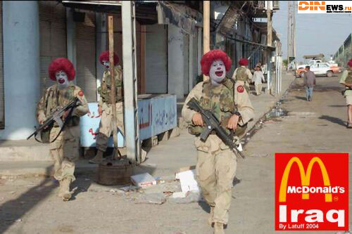Иракские недели в МакДональдс