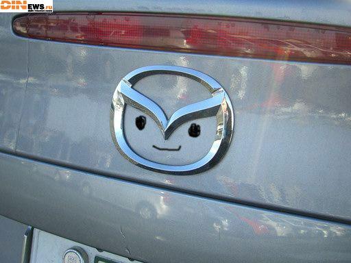 Mazda smile!