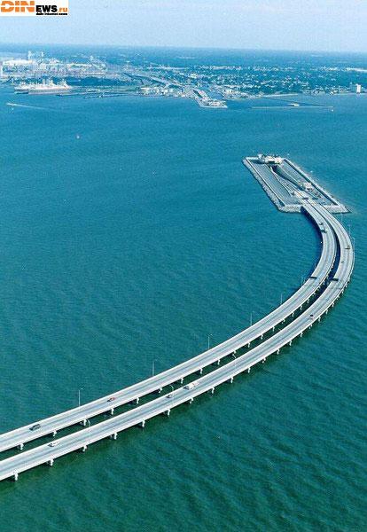 Мост и тунель...