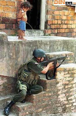 Отряд не заметил потери бойца... :)