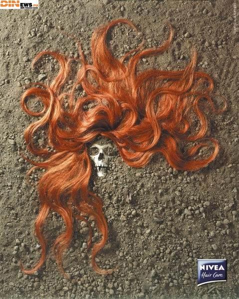 Прикольный принт NIVEA Hair Care