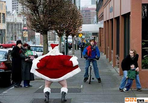 Опаньки, Санта жжет!!! :)