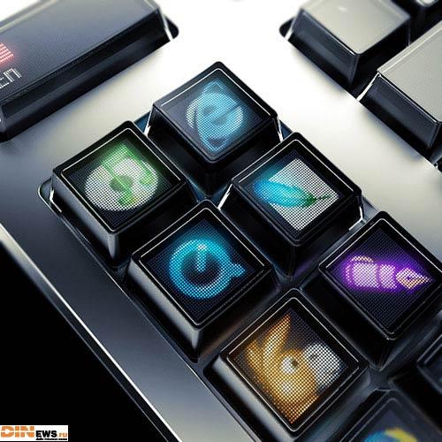 Клавиатура Optimus