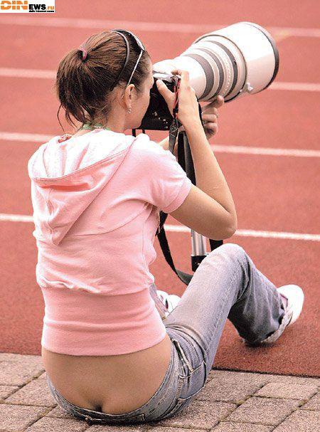 Ты сними, сними меня фотографф! :)))