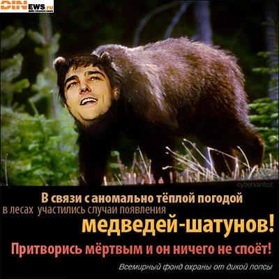 Медвед-Шатун!
