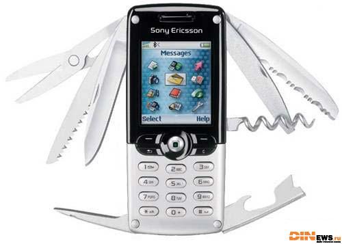 Sony Ericsson Швейцарская сборка!