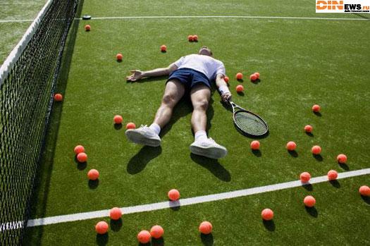 Теннис большой - это хорошо...?