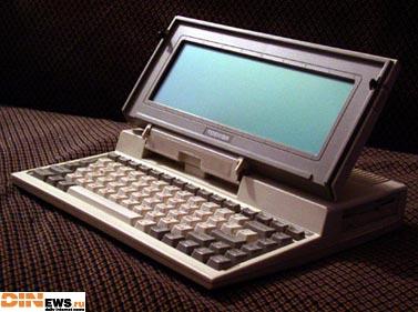 20 лет со дня выпуска первого ноутбука Toshiba T1100