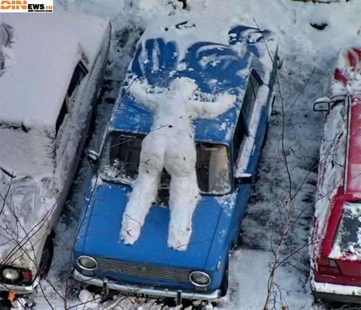 Вспомним зиму...